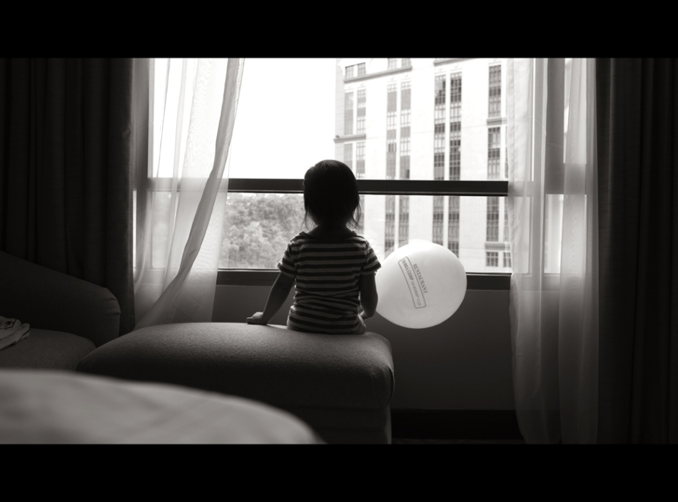 The Girl With A Balloon